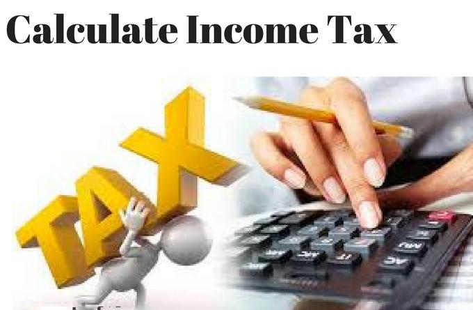 Calculate-Income-Tax