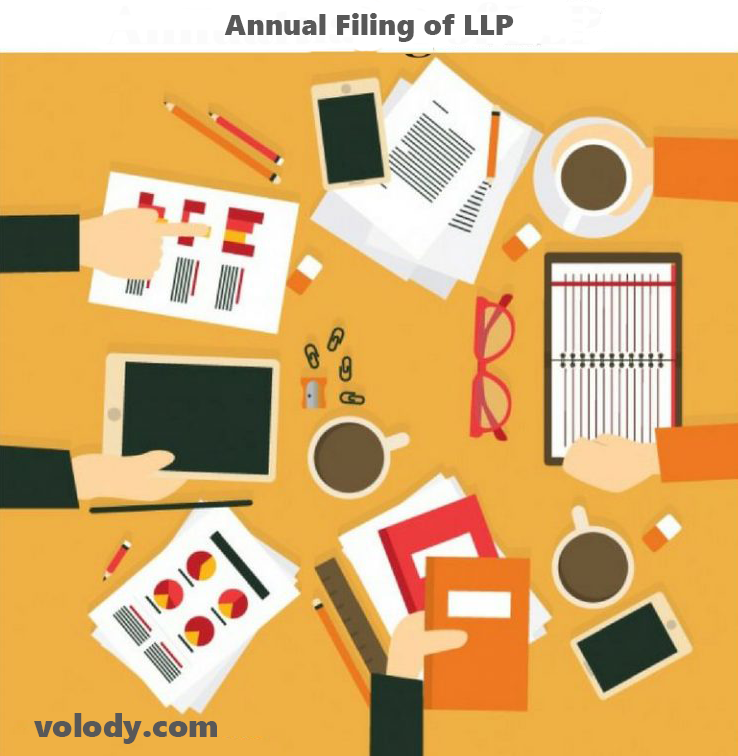 Annual Filing Of Companies and LLP