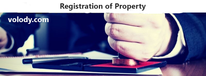 How To Properly Do Your Property Registration