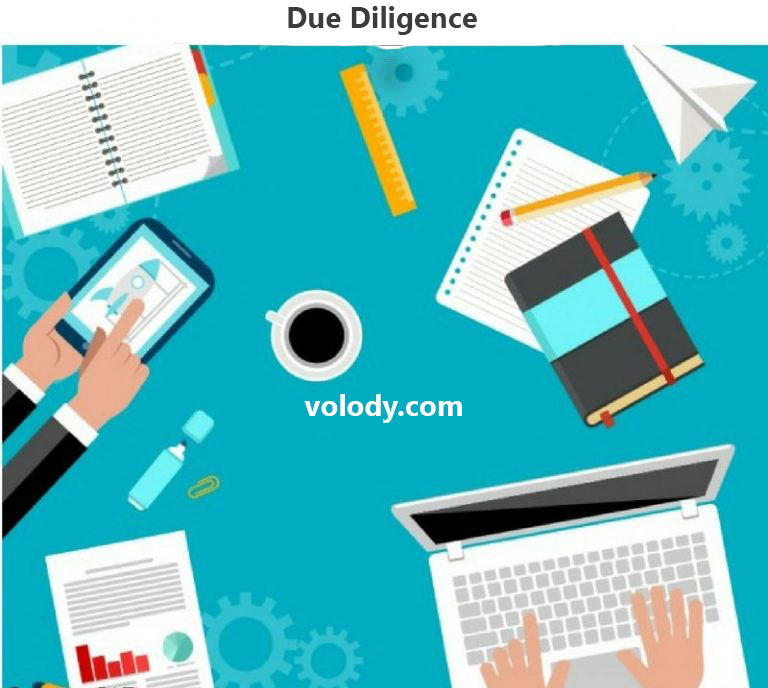 Due Diligence Before VC Funding In Start-Ups