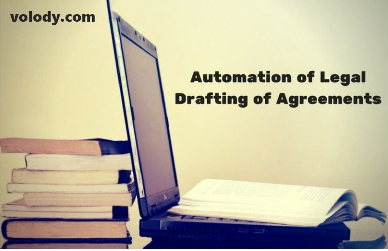 Automation of Legal Drafting of Agreements
